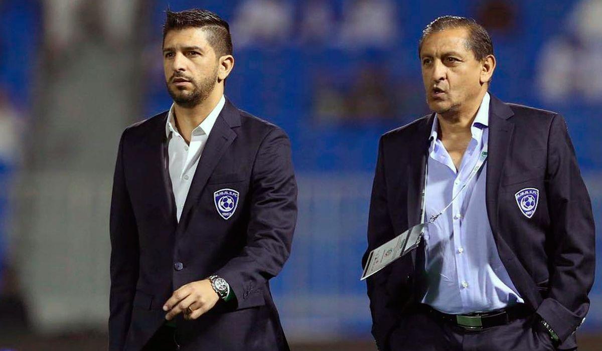 Emiliano Díaz, el hijo de Ramón, uno de los motivos del sorpresivo despido en Arabia