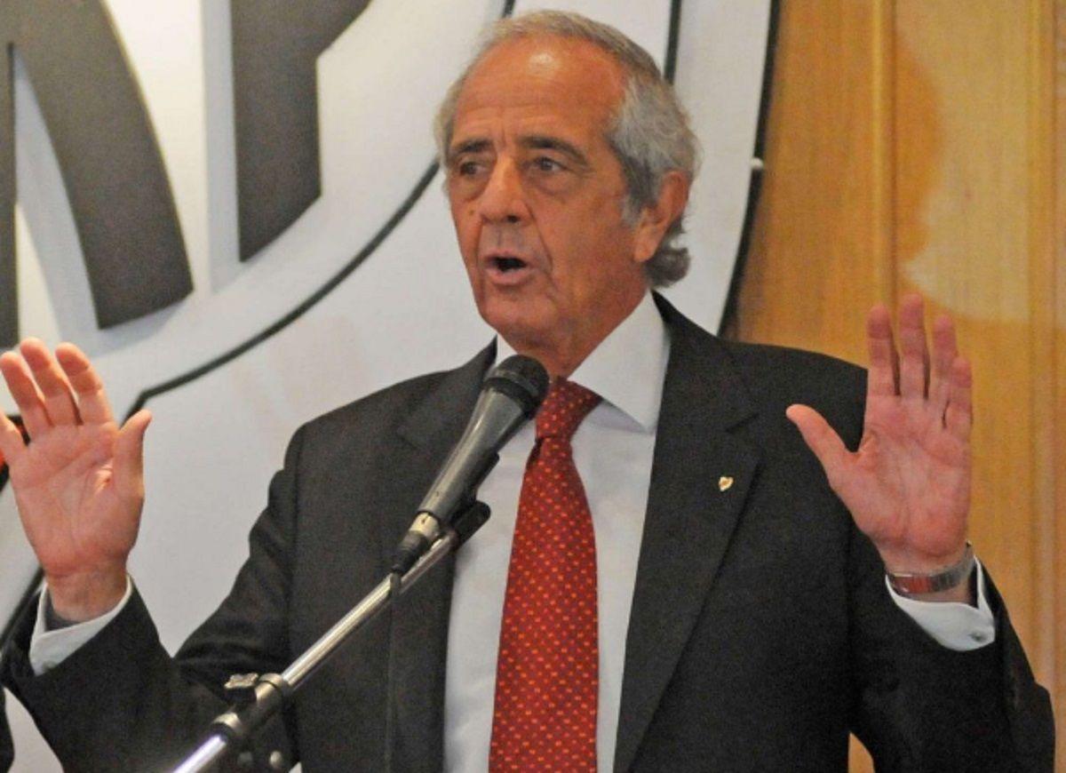 Bandera Blanca: Rodolfo DOnofrio le bajó al tono a la polémica por los árbitros