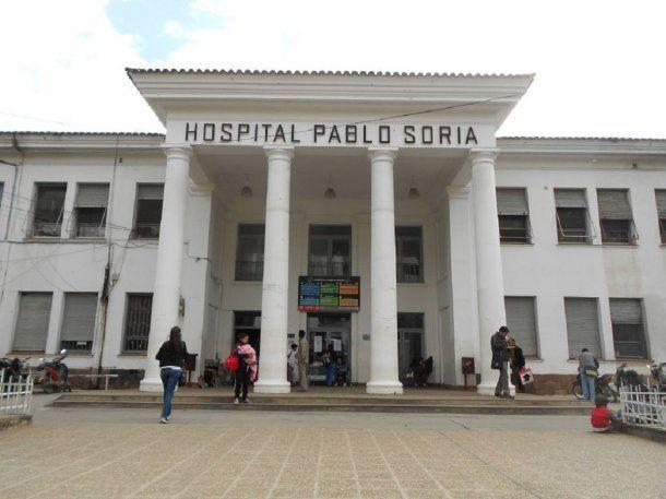 Hospital Pablo Soria de Jujuy<br>