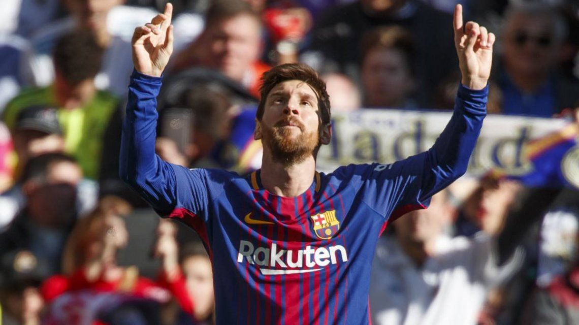 Lionel Messi sufrió la muerte de su abuelo