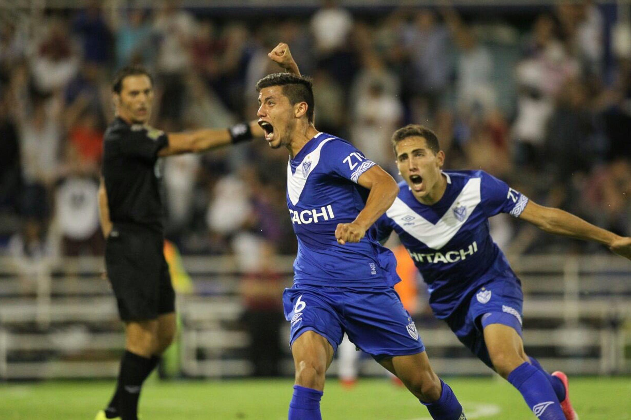Vélez le ganó a River y sumó tres puntos de oro para alejarse del descenso