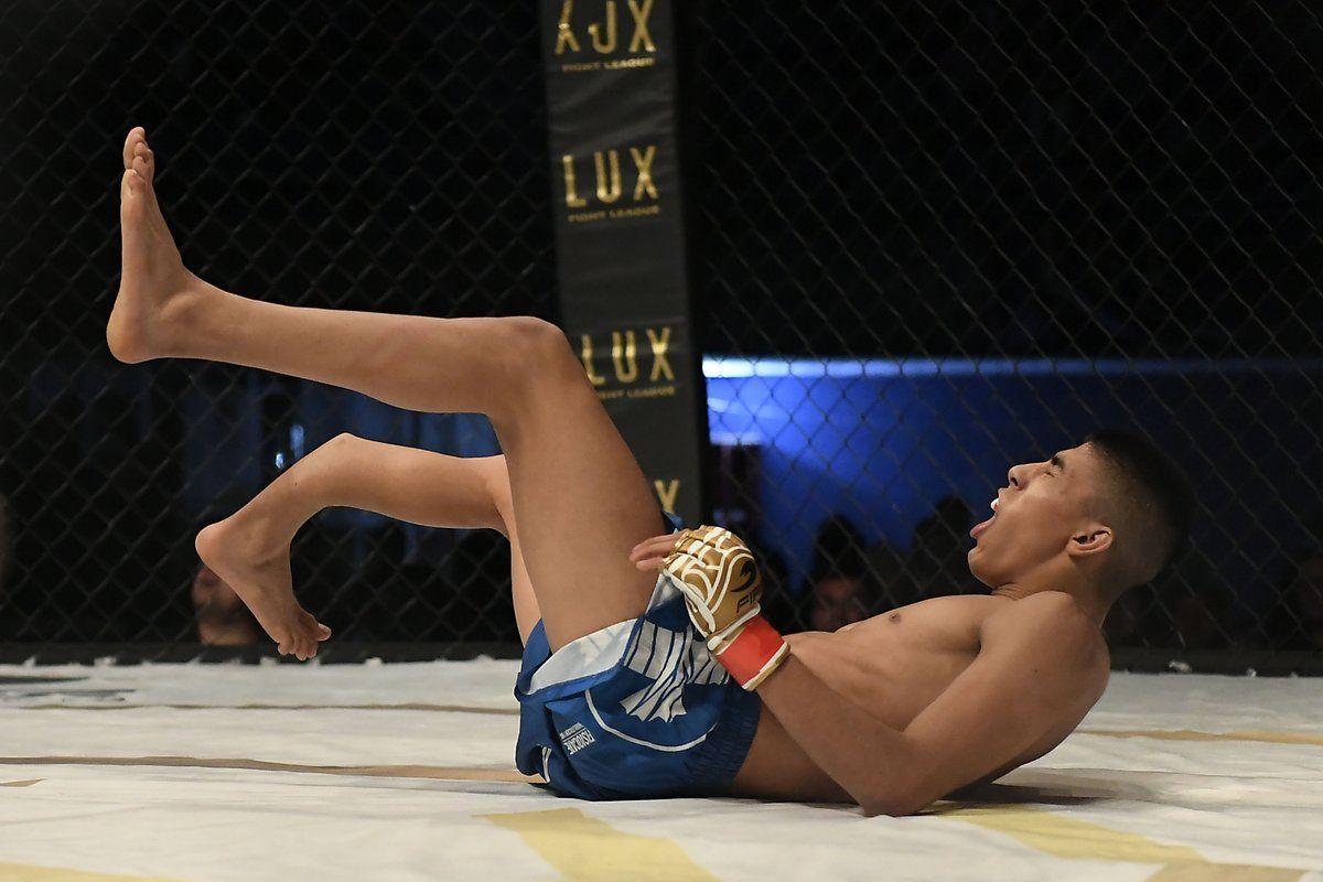 VIDEO: La tremenda fractura de un peleador mexicano de MMA