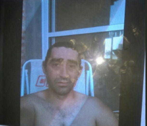 Carlos Varela, presunto asesino de Camila Varela