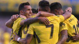 Boca vive un gran presente en la Superliga