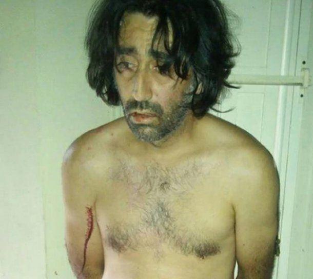 Carlos Varela, de 40 años, fue detenido y trasladado a la comisaría de General Viamonte