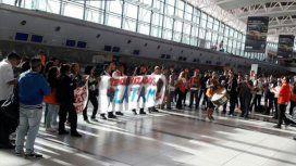 Aeronavegantes convocó a un paro por 24 horas en LATAM