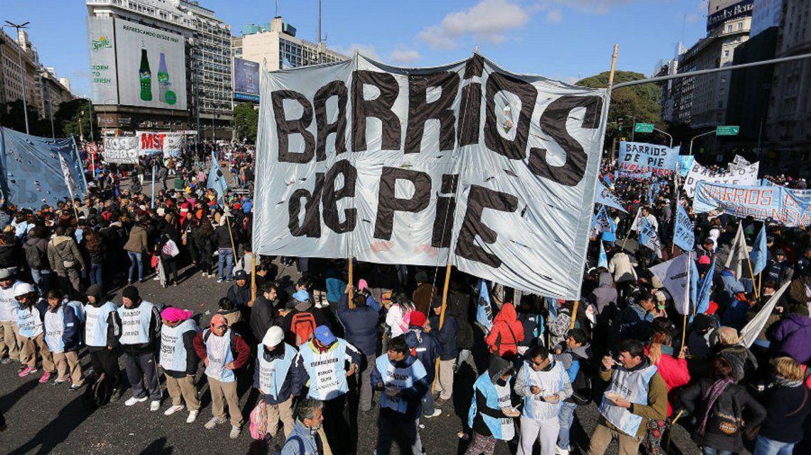 No hubo acuerdo y los movimientos sociales protestarán frente a supermercados