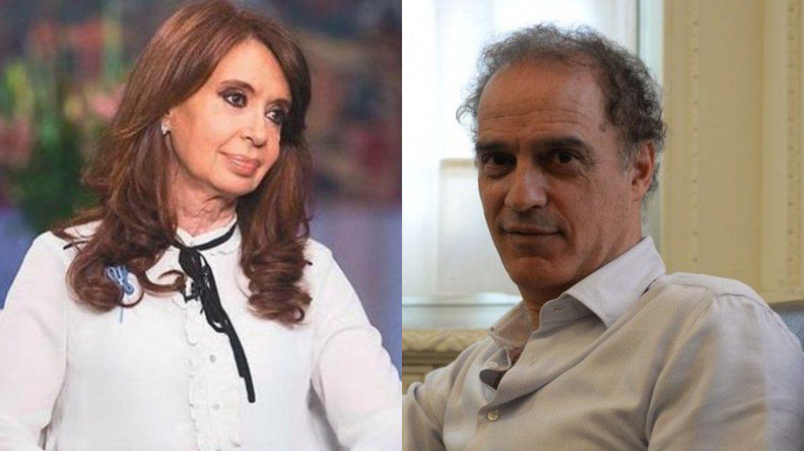 Aníbal Ibarra será el abogado de Cristina en la causa por el memorando con Irán