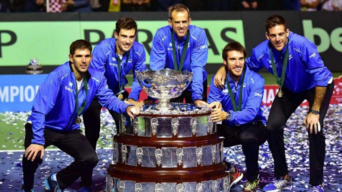 Argentina cortó la maldición en 2016 y ganó el trofeo