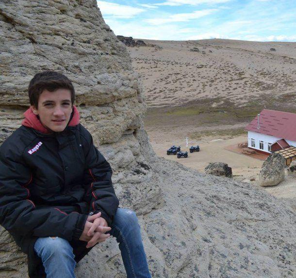 Nehuén tenía 18 años cuando murió atropellado por un patrullero