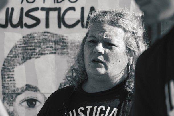 <p>Roxana Cainzos, mamá de Nehuén Rodríguez</p>