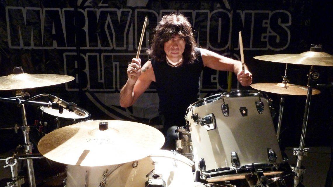 Marky Ramone, la leyenda del punk rock, regresa a la Argentina