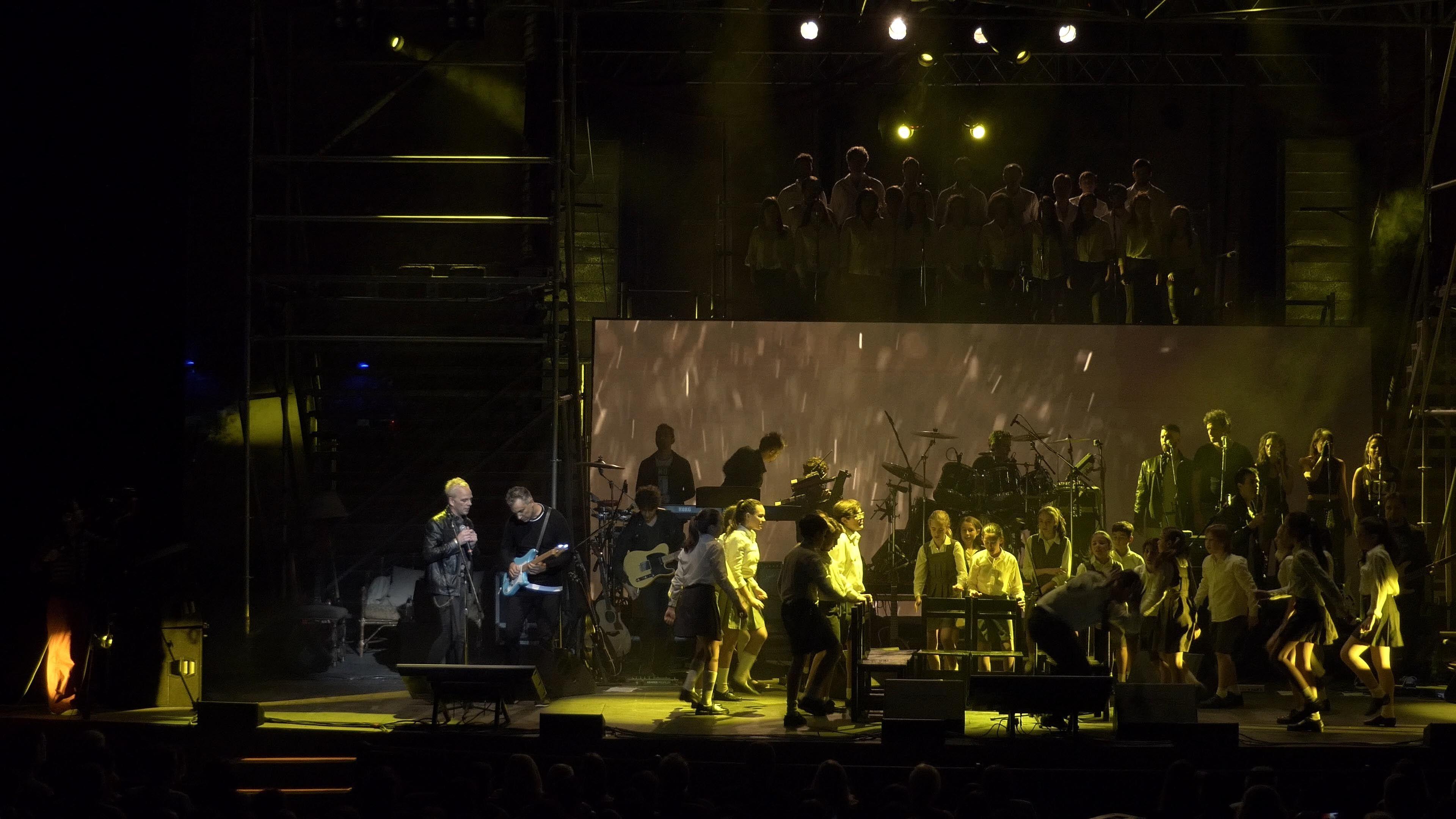 El espíritu de Pink Floyd llega a la avenida Corrientes