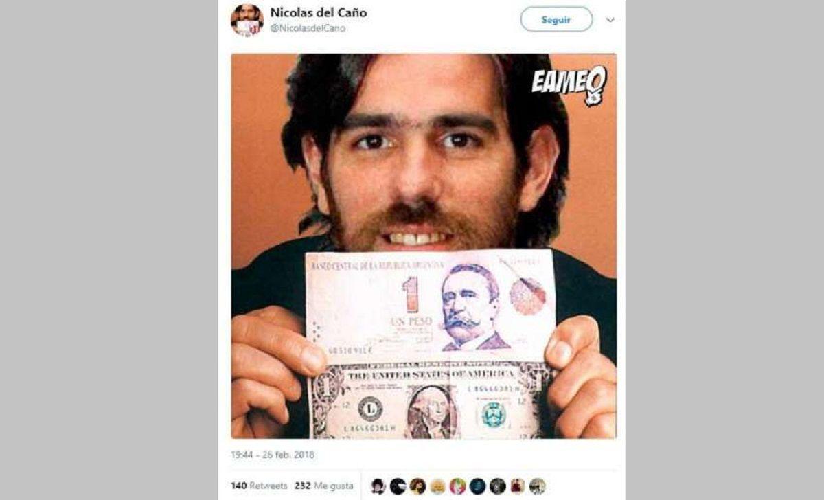 Twitter de Nicolás del Caño