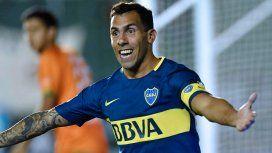 Desde que volvió, Tevez jugó 6 partidos oficiales y marcó 3 goles.