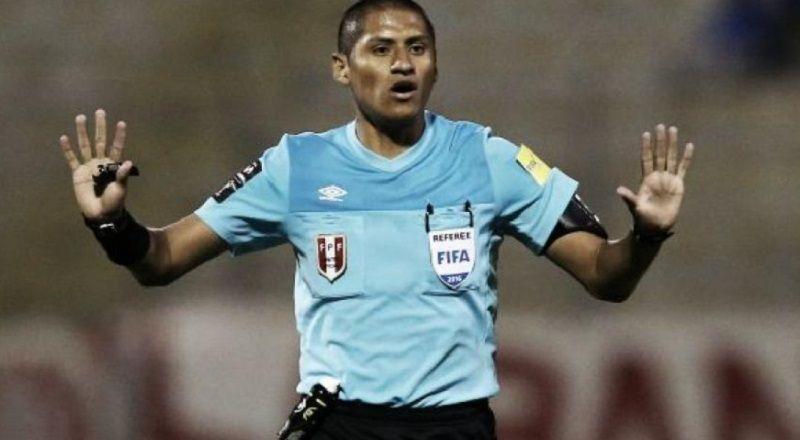 ¿Qué dirá DOnofrio? A último momento, cambiaron el árbitro para Flamengo-River