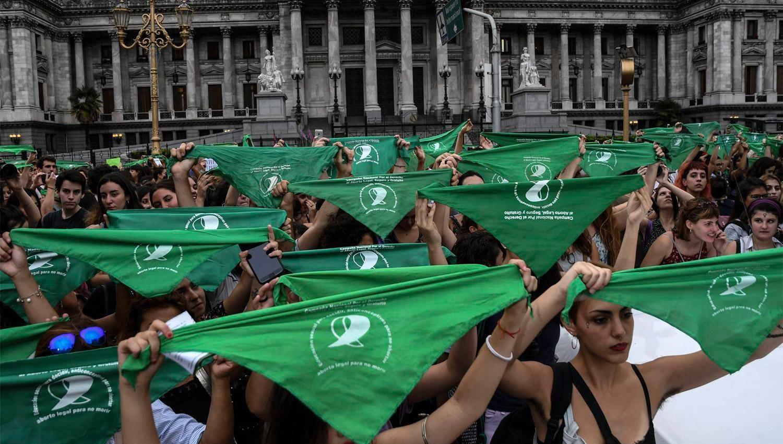 Rosario y su método para garantizar la interrupción del embarazo en la salud pública