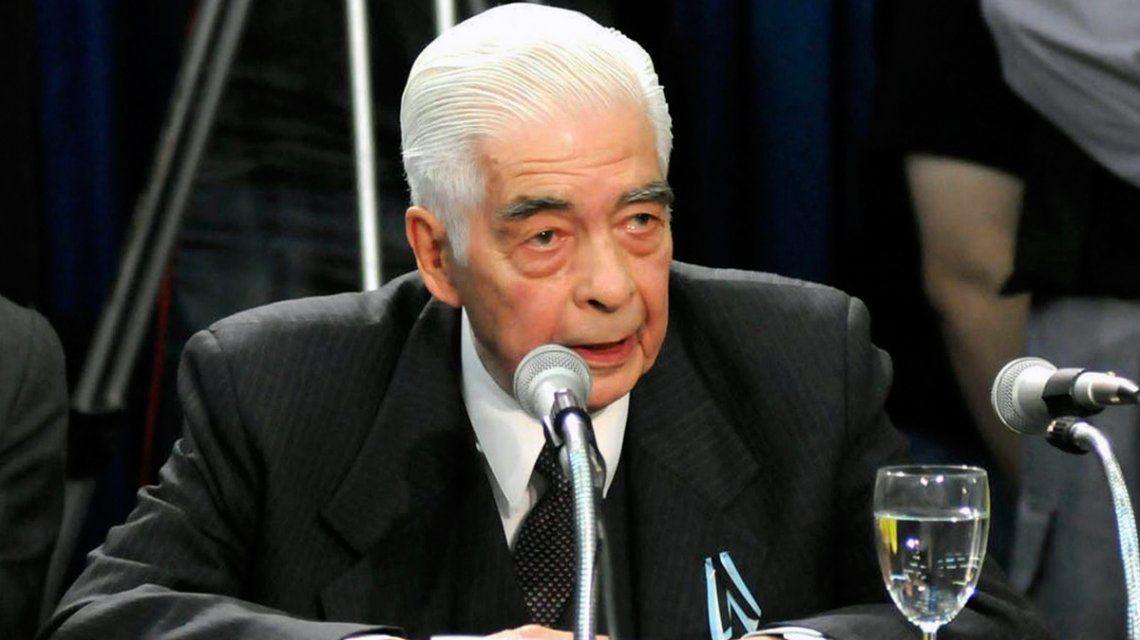 Murió el genocida Luciano Benjamín Menéndez