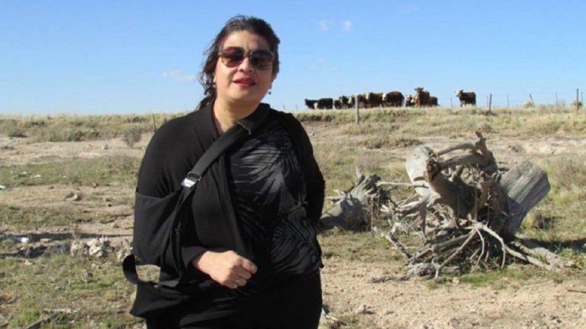 Gabriela Ciufarellavivía en Lomas de Zamora