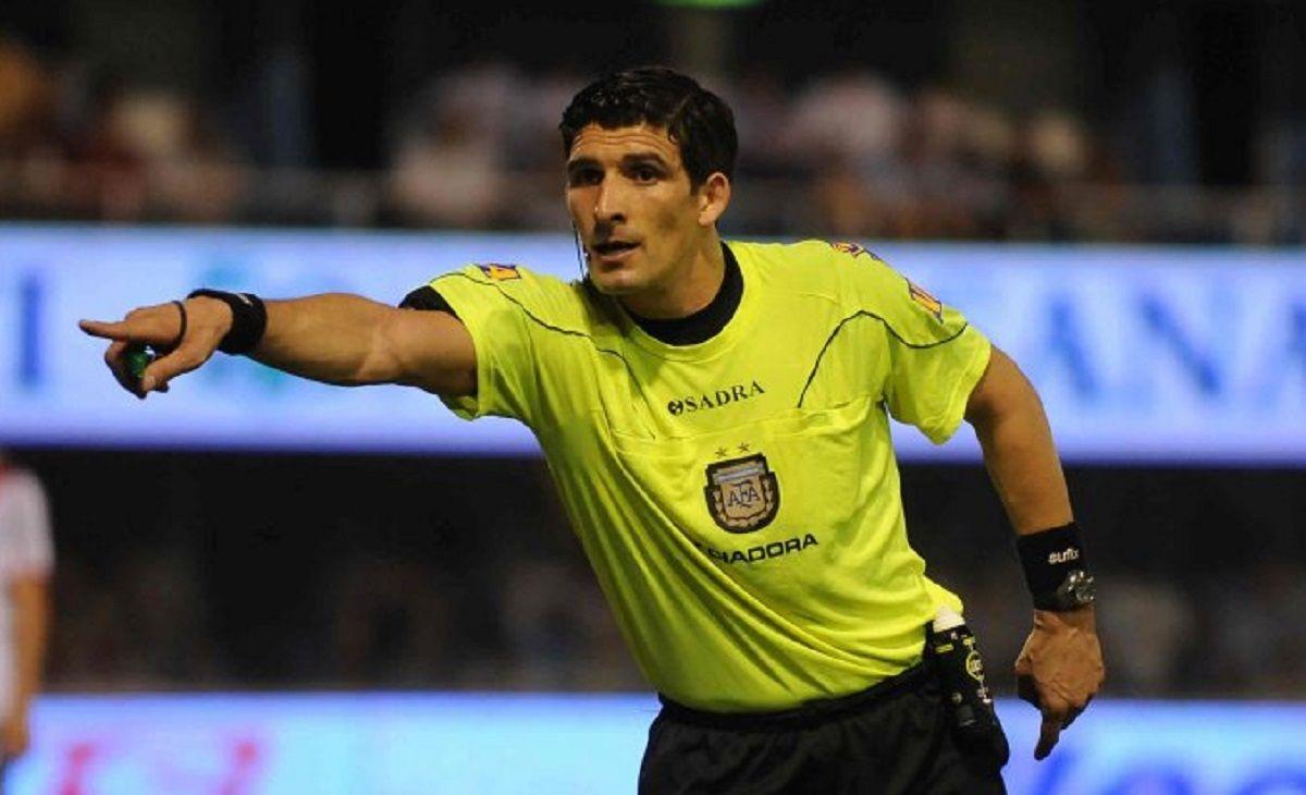 Merlos estará en el Diego Armando Maradona