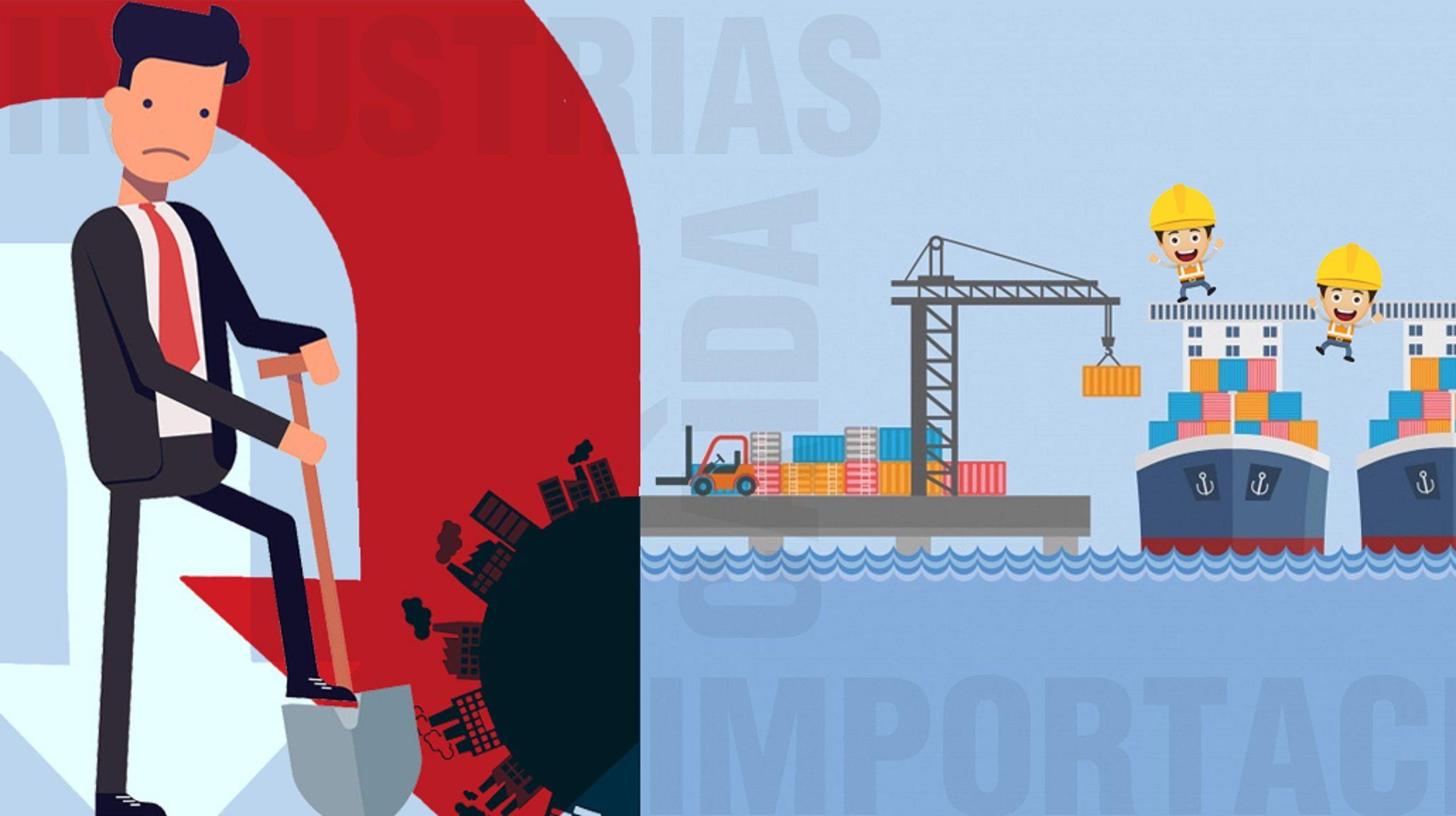 Avalancha de importaciones: se agotaron las etiquetas verdes de la AFIP