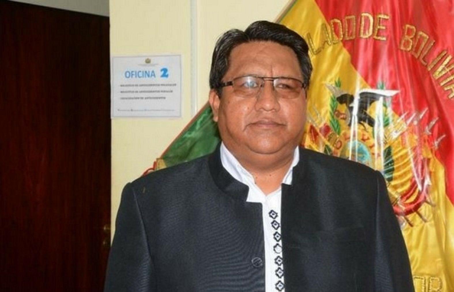 Nelson Guarachi Mamaní.