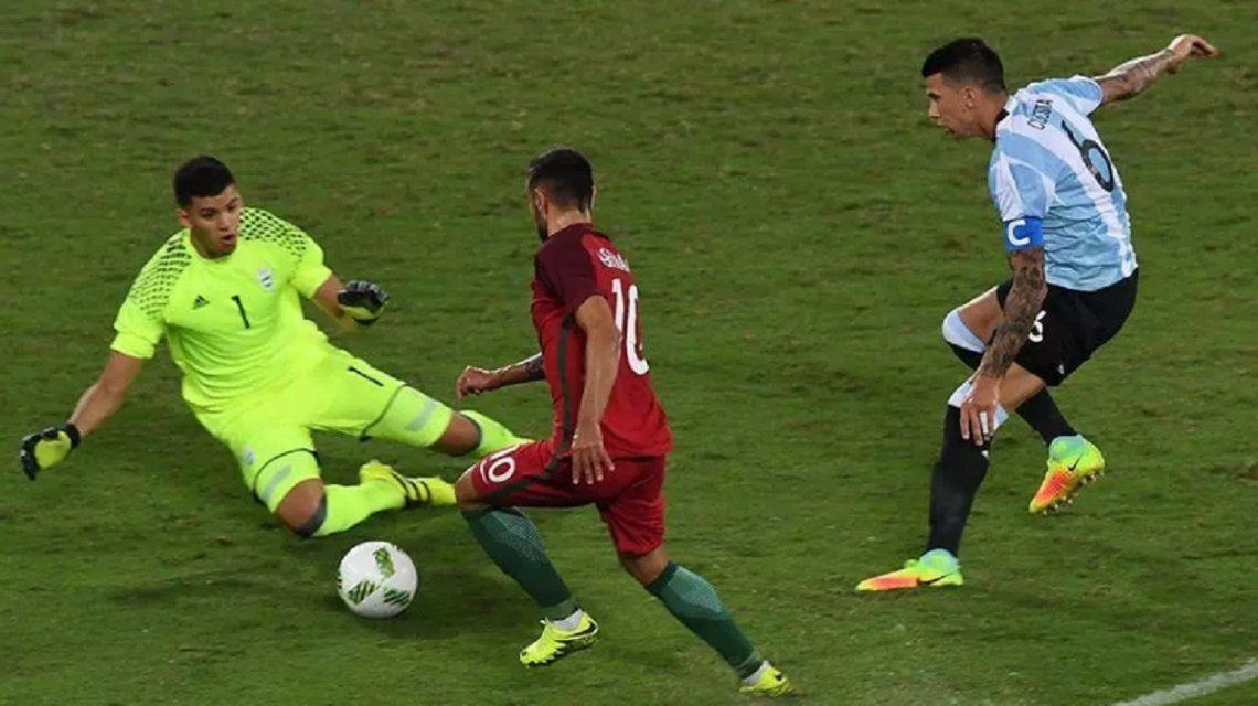 Gerónimo Rulli no se rinde: Sigo con ilusión de estar en el Mundial