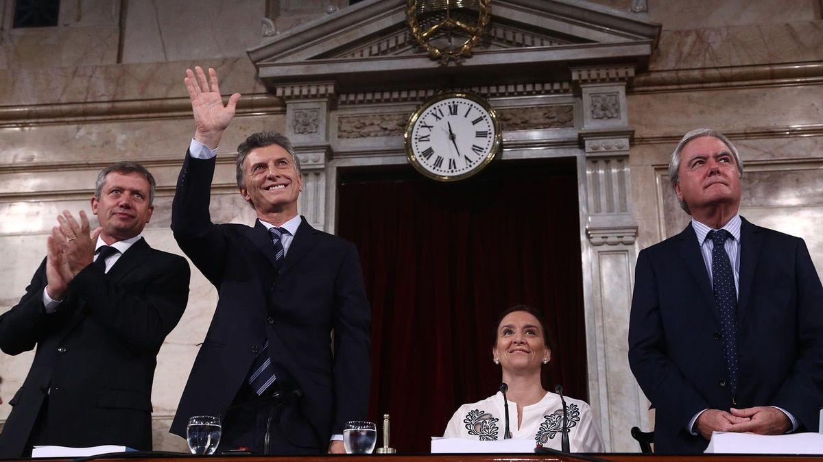 Asamblea Legislativa: Macri hablará de la obra pública y de la lucha contra la inseguridad