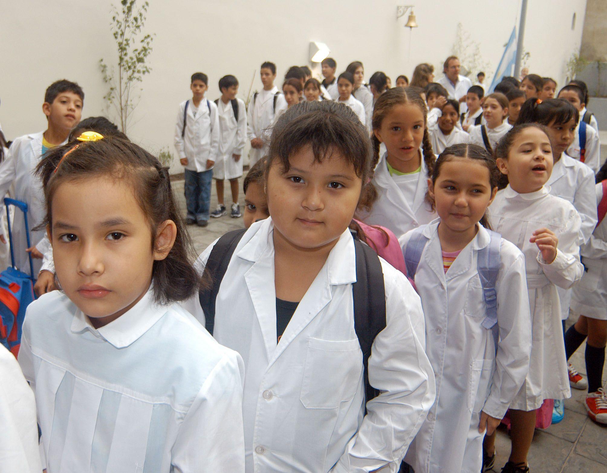 Calendario Escolar 2019: las clases empezarán el 6 de marzo en la Provincia