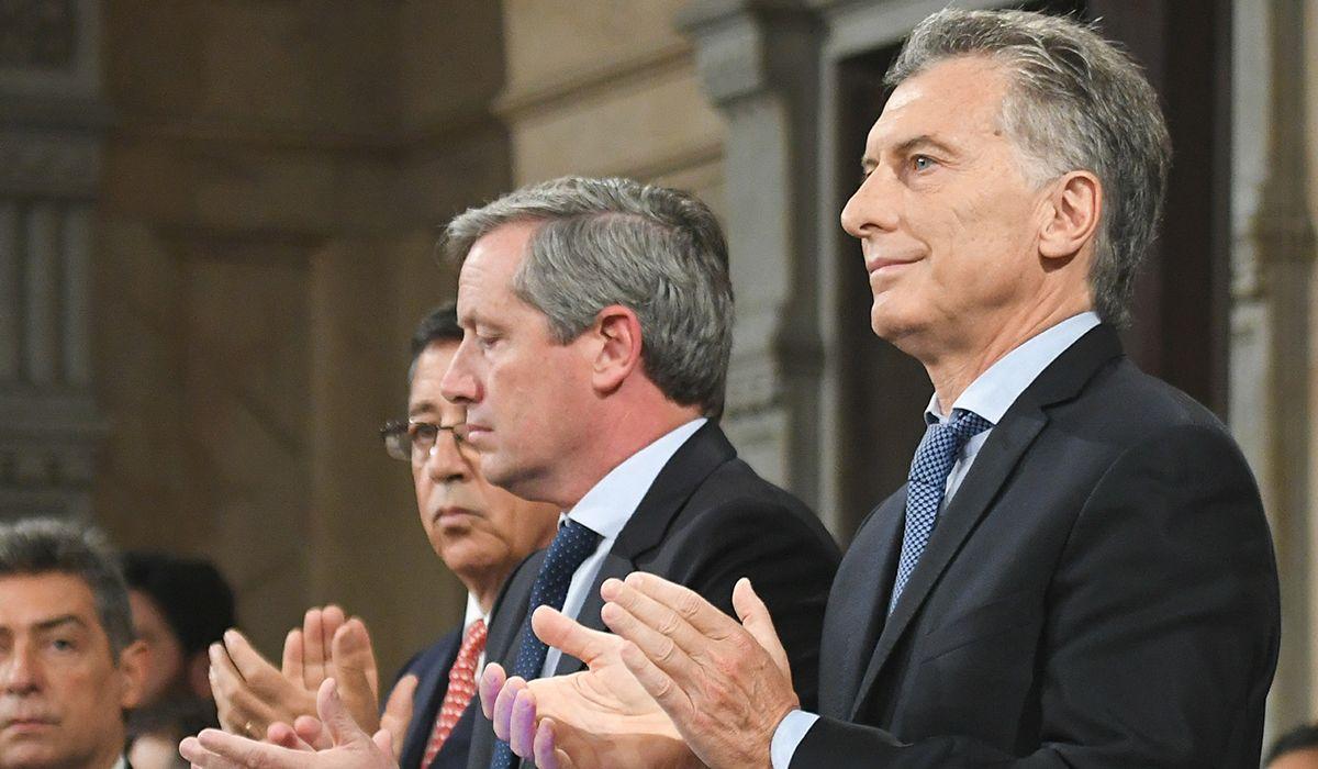 El duro palo de Macri a los docentes en su discurso de apertura en el Congreso