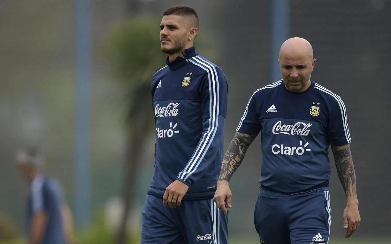 Los 35 elegidos de Sampaoli: Mauro Icardi no estará en el Mundial de Rusia