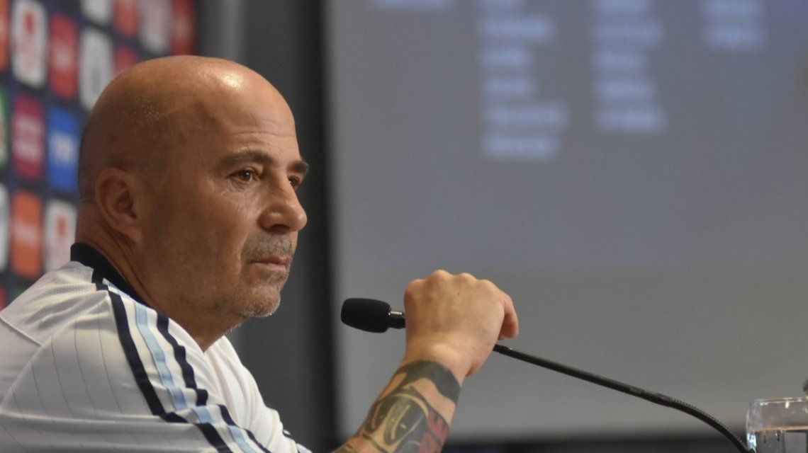 Sampaoli dio su última lista antes del Mundial: con Higuaín, sin Icardi y varias sorpresas