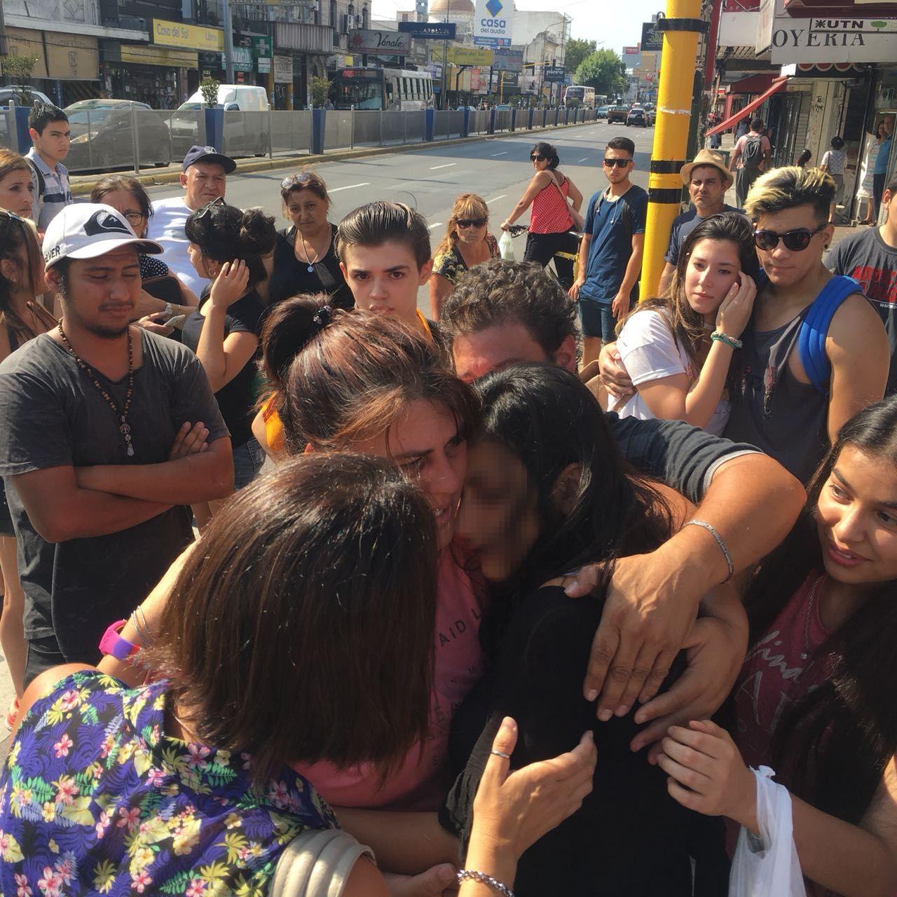 Apareció Camila Lagar en Lomas: la encontraron sus amigos
