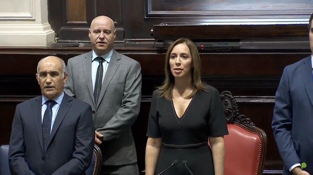 El fallido de Vidal en la Legislatura: Hay docentes sin título y sin trabajo
