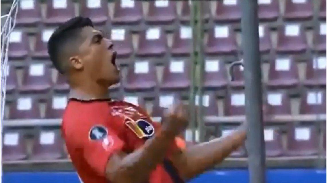 Independiente perdió ante Deportivo Lara en su regreso a la Copa Libertadores