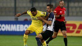 Alianza Lima y Boca por Copa Libertadores (@la12tuittera)