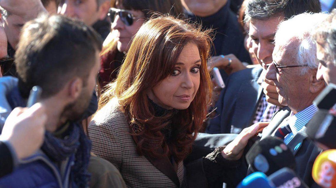 El juez Ercolini elevó a juicio oral una causa contra Cristina Kirchner por asociación ilícita