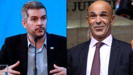 El Gobierno defendió a Arribas, acusado de lavado: Lo respaldamos plenamente