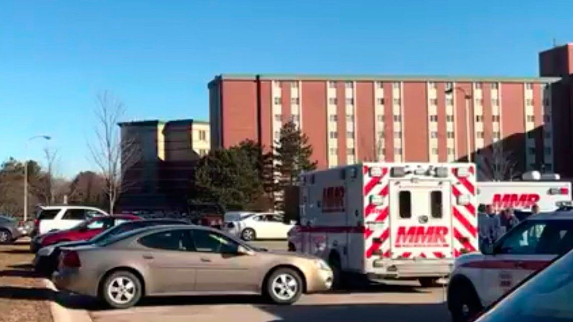 Tiroteo en la Universidad de Michigan: hay al menos dos muertos