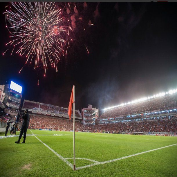 Cancha de Independiente - Crédito: @Independiente