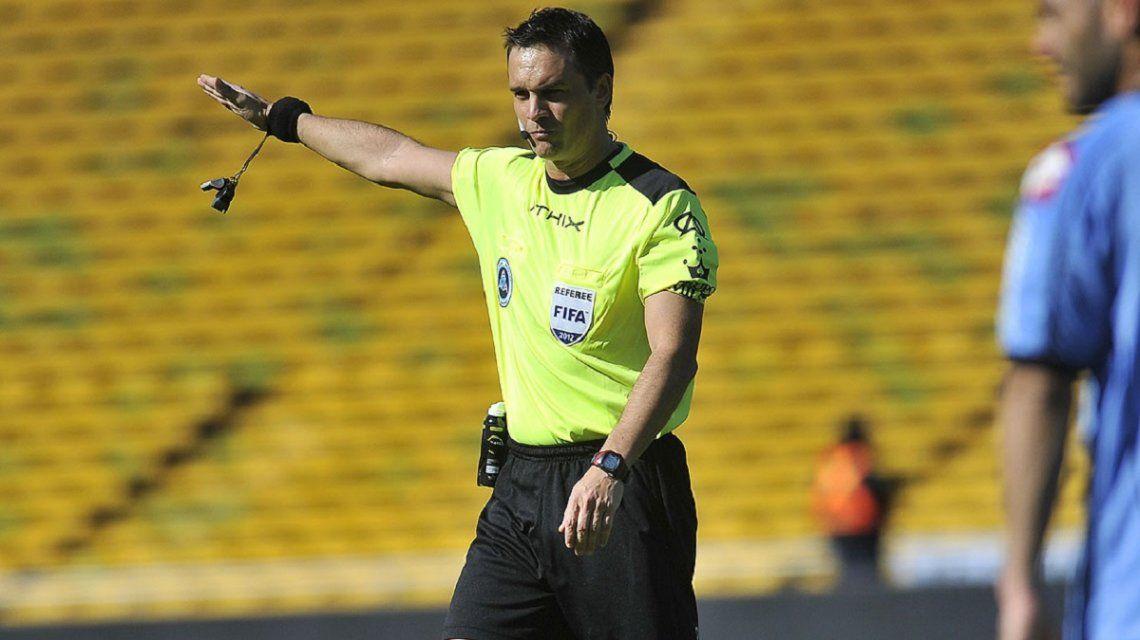 Final de la Supercopa entre Boca y River: Loustau será el árbitro