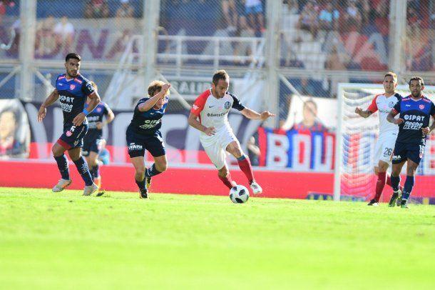 San Lorenzo contra Unión - Crédito: @SanLorenzo