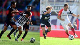 A pedir de Boca: San Lorenzo y Talleres empataron sus partidos