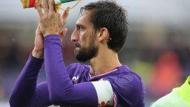 Fiorentina: el dolor de Mauro Zárate por la trágica muerte de Davide Astori