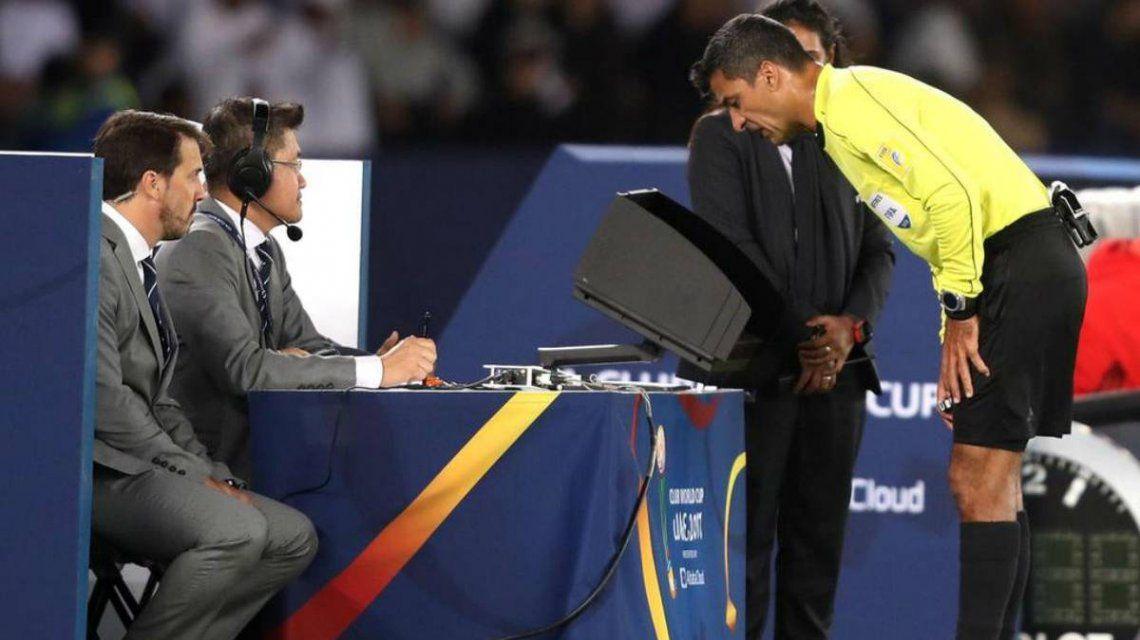 Una imagen que se podrá ver seguido en el próximo Mundial.