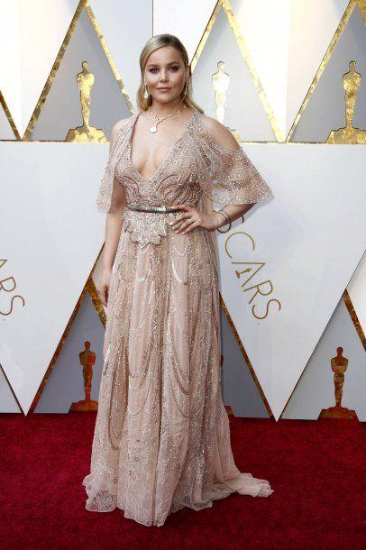 La actriz Abbie Cornish.