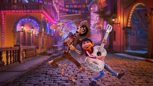 Coco, la mejor película de animación de 2018<br>
