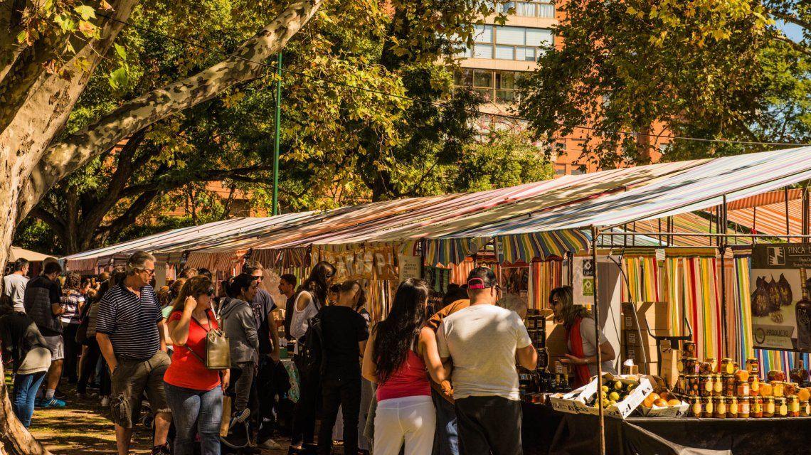 Siete años seguidos: comienza una nueva edición de Buenos Aires Market