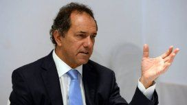 ¡Igual que en el menemismo! Scioli presidirá la comsión de Deportes en Diputados
