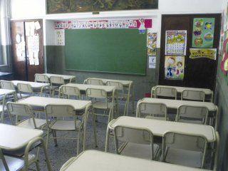 Nuevamente hay tensión con los docentes